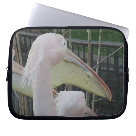 #zazzle  #Neoprene #Laptop #Sleeve #10 inch #office #home #travel #gift #giftide #Herons