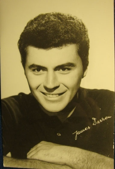 awww James Darren