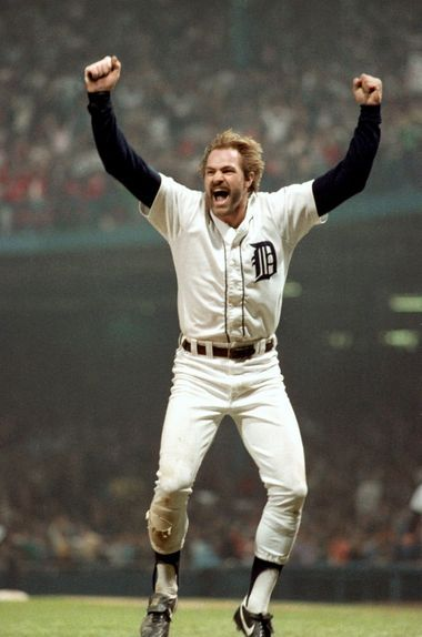 kirk gibson 1984 world series home run | Detroit Tigers World Series history shows three wins in last four ...