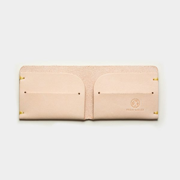 McGraw Wallet - Natural - Cool Material