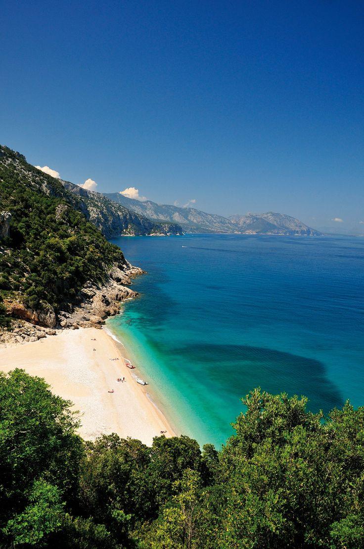 Sardinia, Cala Sisine , Italy