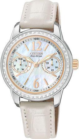 FD1036-09D - Authorized Citizen watch dealer - LADIES Citizen SILHOUETTE CRYSTAL, Citizen watch, Citizen watches