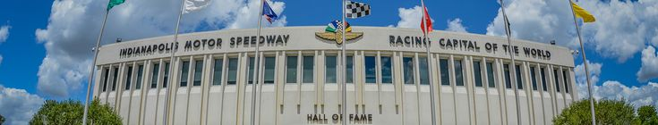 Indianapolis Motor Speedway Hall of Fame Museum (photo via IMS website)