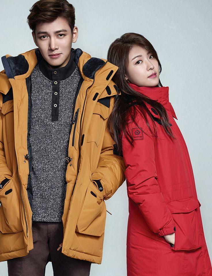 Ji Chang Wook and Ha Ji Won