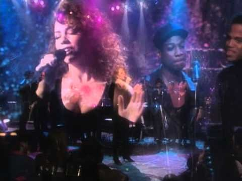 "I'll Be There, Mariah Carey/Trey Lorenz (Cover) - ""I'll Be There"" is a soul song written by Berry Gordy, Bob West, Hal Davis, and Willie Hutch, which resulted in two U.S. #1 hit singles: the original 1970 recording by American vocal quintet The Jackson 5 and a 1992 live version by American R&B singers Mariah Carey and Trey Lorenz.  The Mariah Carey/Trey Lorenz cover was recorded during Carey's appearance on MTV Unplugged in 1992."