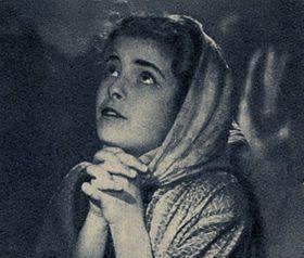 Cielo sulla palude 1949 film su maria goretti Ines Orsini