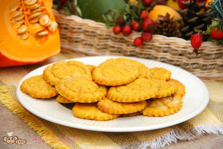 dýňové sušenky | Výsledky vyhledávání | Máma v kuchyni