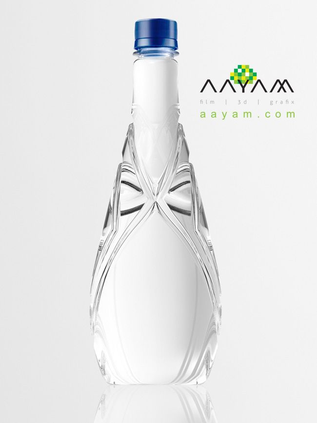 Bottle design concept mock up submitted...aayam.com
