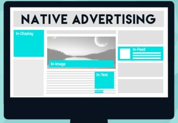 Native Advertising  Native Advertising gives an organic feel as well as provides opportunity to forward detailed description of the product to the #audience. According to a survey by Trusted Media Brands, 44% respondents took native ads as a less intrusive ad format and 27% called it a better user experience. #NativeAds