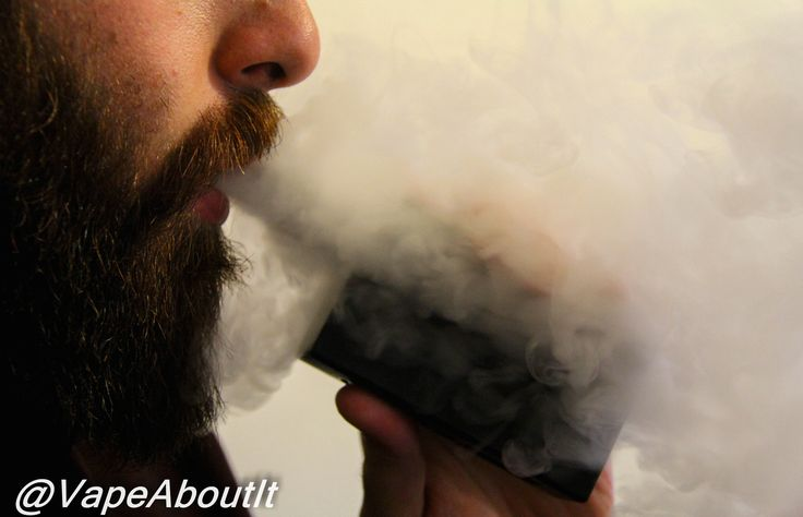 Vaping... is safe!! Not toxic!...
