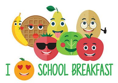 Let's Have fun Nationwide College Breakfast Week March 5-Ninth