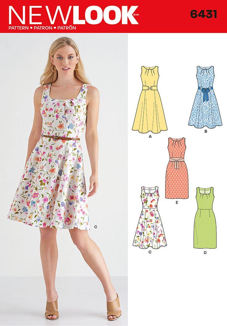 47 besten Spring Sewing Inspiration Bilder auf Pinterest | Nähideen ...