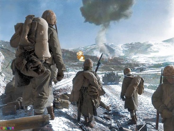 Цветная корейская война (20)