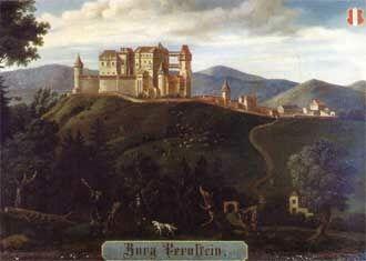 Pernstejn 1557.