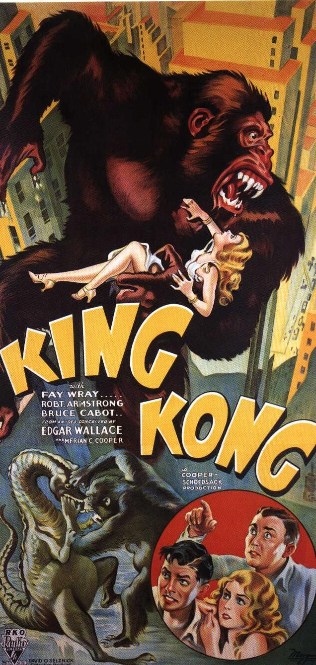 damsellover:  King Kong (1933)