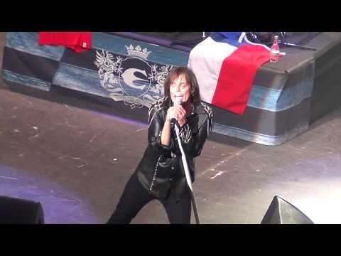 Europe - The Final Countdown (Live in Chile 2017) - YouTube