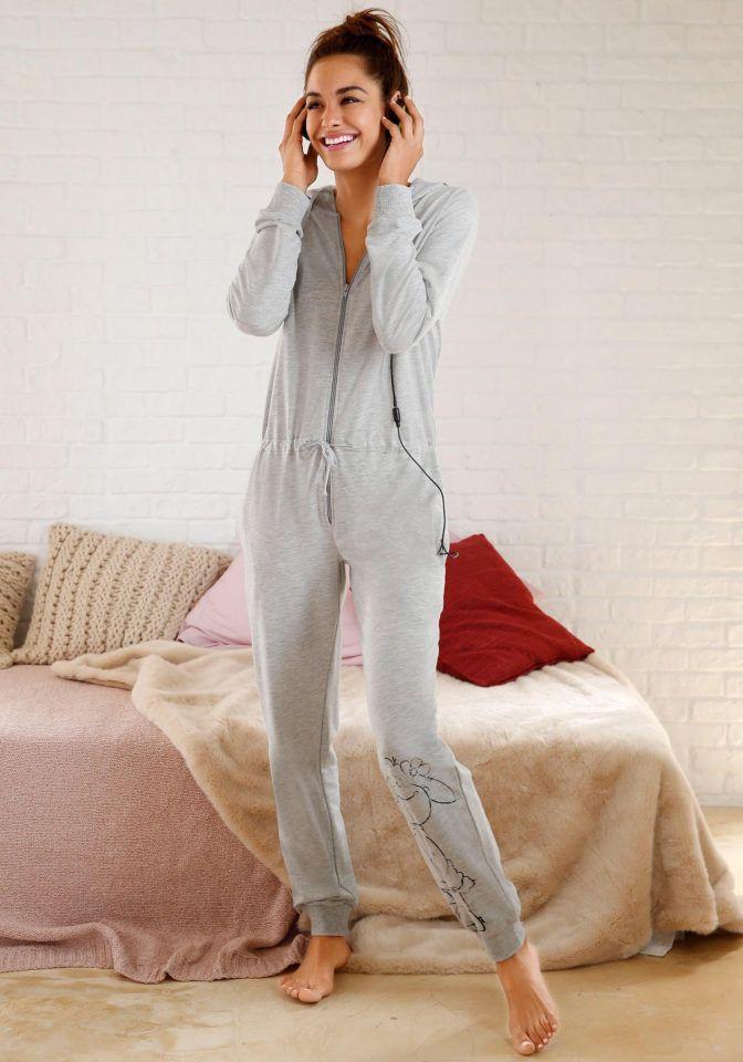 NICI Home Jumpsuit mit Print am Bein im OTTO Online Shop