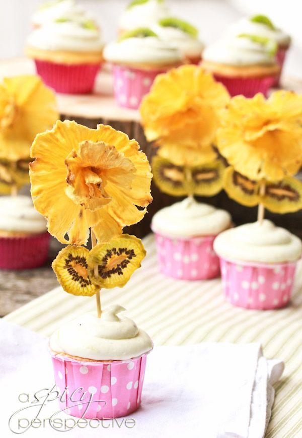 frosting cupcake fondant pina colada cupcakes frosting recipes cupcake ...