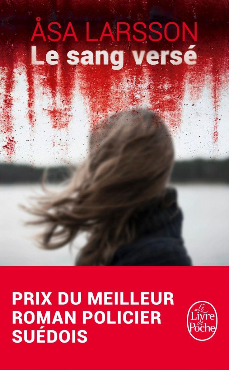 Amazon.fr - Le Sang versé - Åsa Larsson - Livres