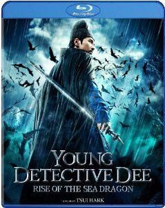 Amazon.com: Young Detective Dee: Rise of the Sea Dragon [Blu-ray]: Mark Chao, William Feng, Angelababy, Carina Lau, Lin Gengxin, Tsui Hark: ...