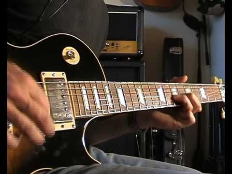 Led Zeppelin - Stairway To Heaven solo cover - YouTube