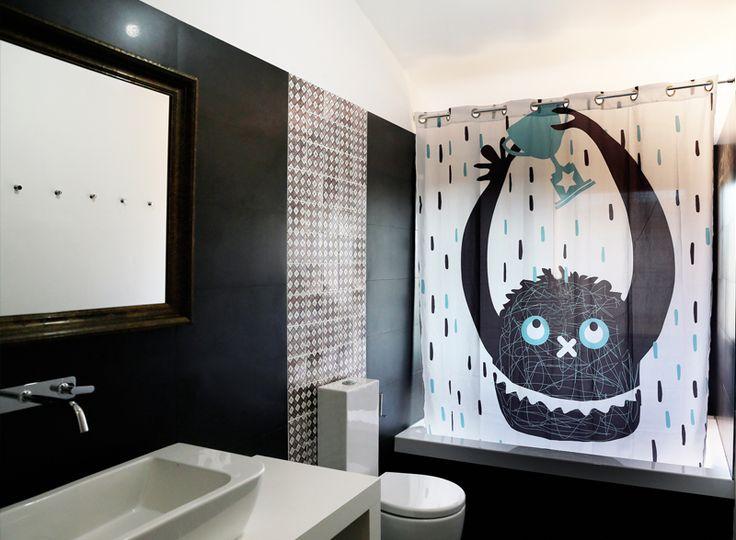Más de 1000 ideas sobre cortinas de ducha en pinterest ...