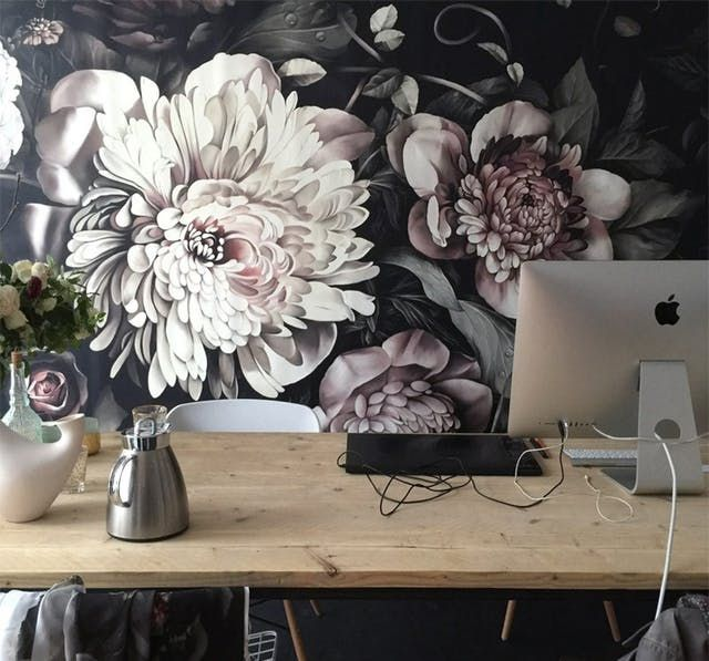 1000+ Ideas About Home Wallpaper On Pinterest