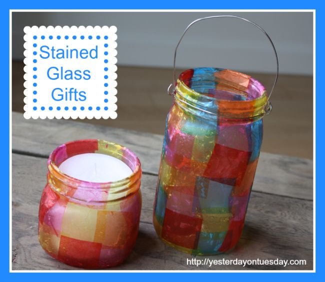 34 best ideas about gifts glass gift ideas on pinterest for Glass boxes for crafts