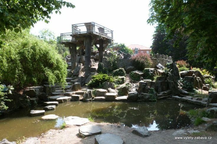 Park Podvini I Prague