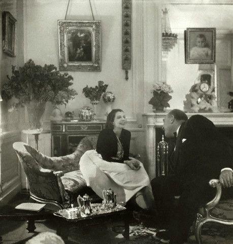 From Pochantas To Pauline: Pauline Fairfax Potter, Baroness Philippe De Rothschild   The Esoteric Curiosa
