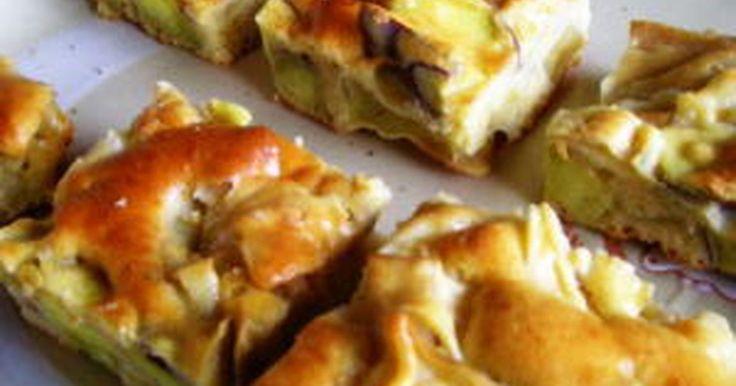 さつまいもとりんごの天板ケーキ by くいしんぼのくらし [クックパッド] 簡単おいしいみんなのレシピが252万品
