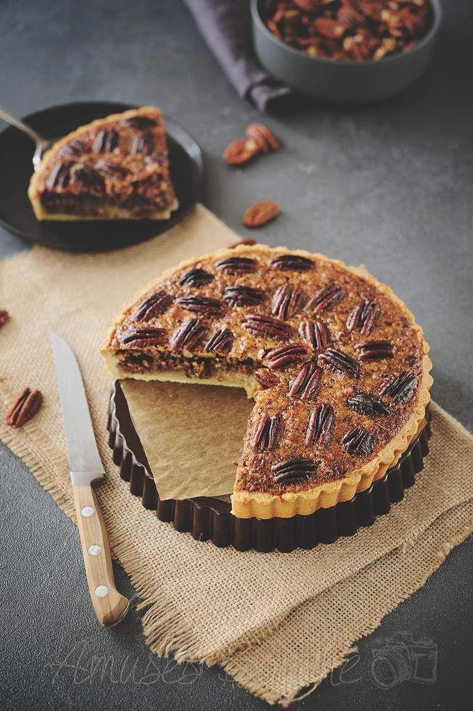 . Il y a 15 jours j'ai flashé sur la superbe tarte aux pommes de Manue qu'elle a réalisé sur une base de pâte brisée. J'utilise peu cette pâte pour les tartes sucrées alors que c'est top pour éviter les desserts trop sucré. J'ai réalisé cette tarte en...