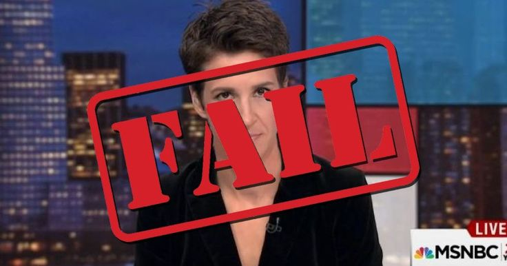 "Even Mainstream Media Forced to Admit Rachel Maddow Trump Tax 'Scoop' is a Big ""Nothingburger"""