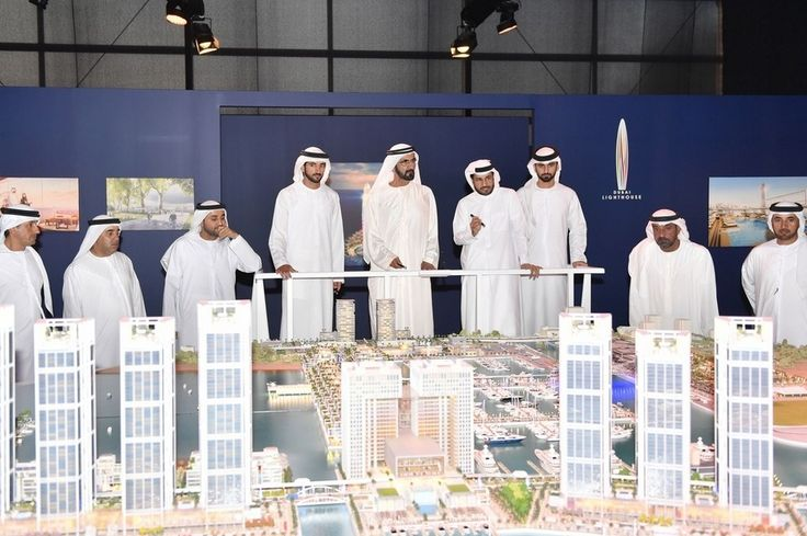 Sheikh Mohammed bin Zayed meets Eritrean president; Dubai Harbour unveiled - in pictures