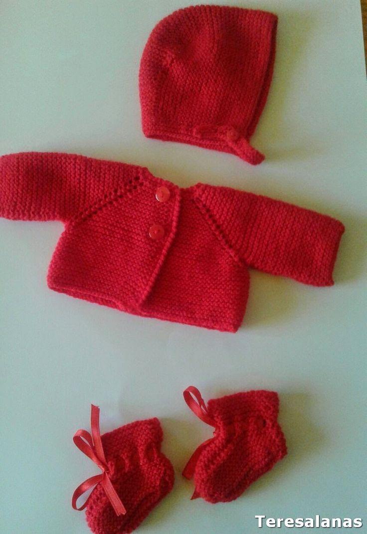 La tienda de lanas y punto  de bebé
