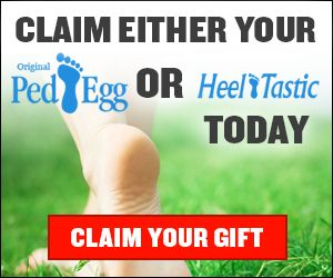 FREE Ped Egg or Heel Tastic For Taking a Brief Survey!