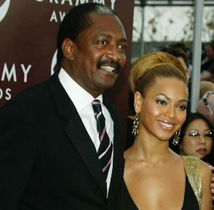 On the blog: Mathew Knowles got himself hitched again but daughters Beyonce and Solange didn't bother attending the ceremony #notawkwardatall
