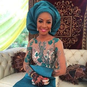 Absolutely. | 82 Nigerian Brides Who Absolutely Killed It