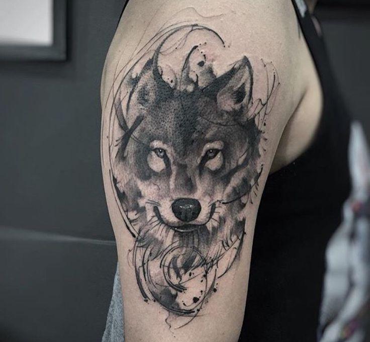 inspirationtatto tattos inspira es pinterest tatuajes tatuajes de lobo y lobos. Black Bedroom Furniture Sets. Home Design Ideas