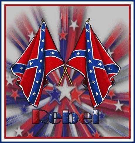 rebel flag background | rebel flags myspace layouts