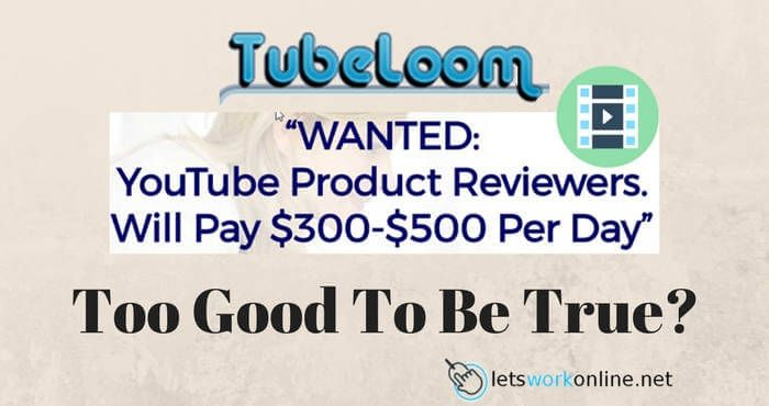 In this TubeLoom review, you will find out if this program can help you make good money from posting videos on YouTube.