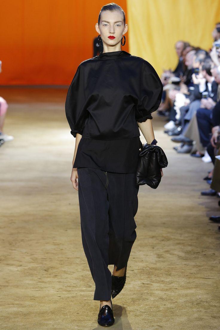 Céline Spring 2016 Ready-to-Wear Fashion Show - Lisa Helene Kramer