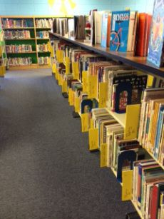 Another librarian shares her method of genre shelving her library with the Book Store method. She lists her genre sorting categories.