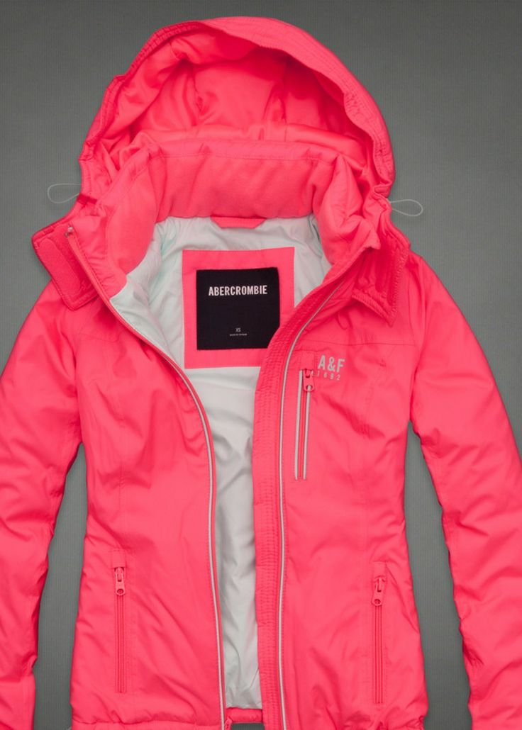 Taryn Jacket.  This reminds me that I used to have this hot pink raincoat when I was a kid.I would wear it all the time  until I lost it. shame