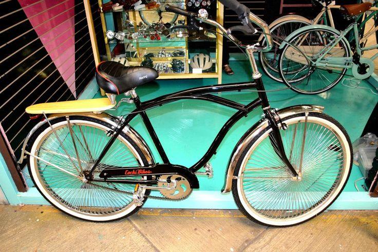 parrilla bicicleta retro