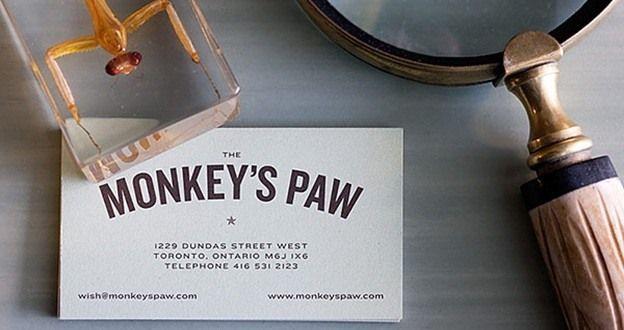 The Monkey's Paw | Atlas Obscura