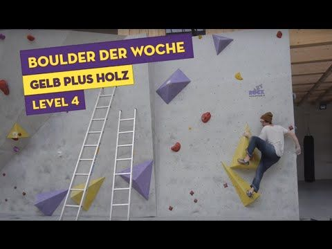 Stuntwerk Boulder der Woche 50, 2015 - YouTube