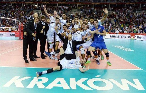Benjamin Toniutti: Organizacja podczas FIVB MŚ POLSKA 2014 jest wspaniała! | Siatkówka w Obiektywie