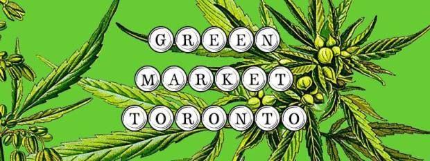 Toronto Mayor Accidentally Retweets Promo for Green Market Cannabis Event