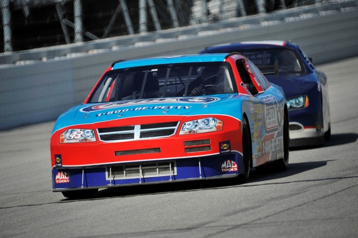 Richard Petty NASCAR Driving Experience at the Las Vegas Motor Speedway